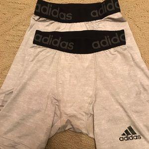 Men's Adidas Briefs 2 pack.